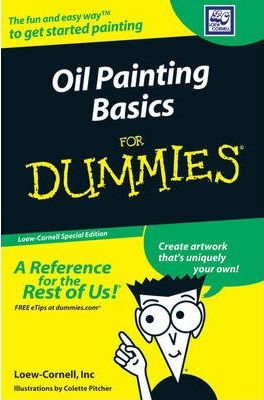 Oil Painting Set for Dummies