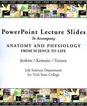PowerPoint Lecture Slides to Accompany Anatomy and