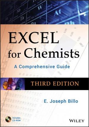 Excel for Chemists : A Comprehensive Guide with CD-ROM