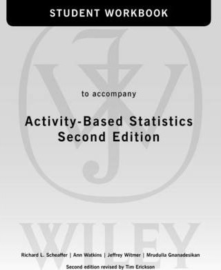 Activity-Based Statistics: Student Guide