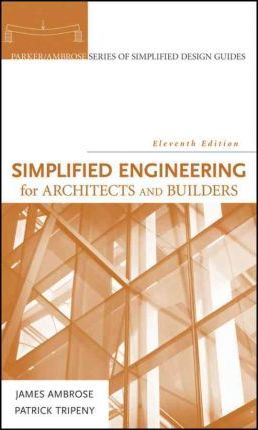 simplified building design for wind and earthquake forces parker ambrose series of simplified design guides