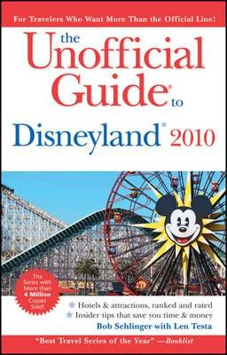 The Unofficial Guide to Disneyland 2010