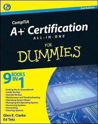 CompTIA A+ Certification All-in-One For Dummies : Edward Tetz ...