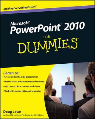 PowerPoint 2010 for Dummies (R)