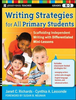 Writing Strategies for All Primary Students : Janet C
