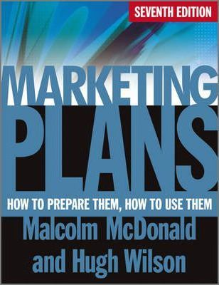 Marketing Plans Cover Image