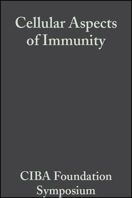 Cellular Aspects of Immunity