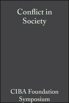 Conflict in Society