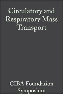 Circulatory and Respiratory Mass Transport