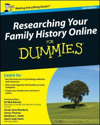 Researching Your Family History Online For Dummies