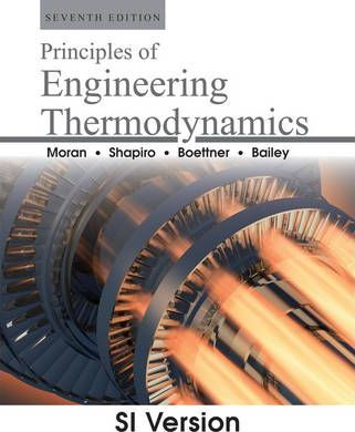 Fundamentals of Engineering Thermodynamics 7E SI Version