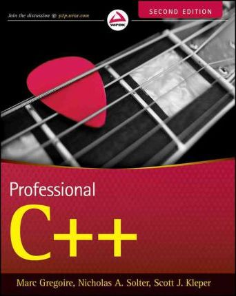 Professional C++ PDF Read & Download