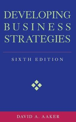 Developing Business Strategies David A Aaker 9780471064114