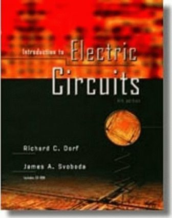 introduction to electric circuits james a svoboda 9780471192466introduction to electric circuits