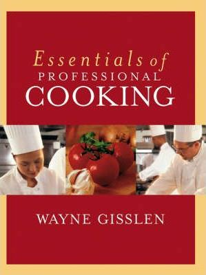 Professional Cooking Book