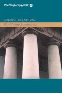 Corporate Taxes 2001-2002