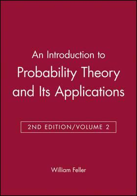 An Introduction to Probability Theory and Its Applications, Volume 2