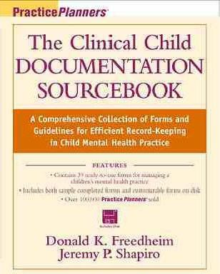The Child Clinical Documentation Sourcebook