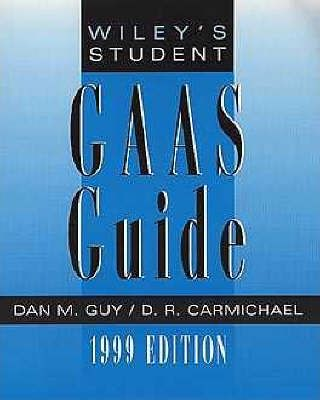 Wiley's Student GAAS Guide 1999