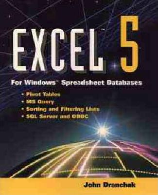 Excel 5 for Windows Spreadsheet Databases