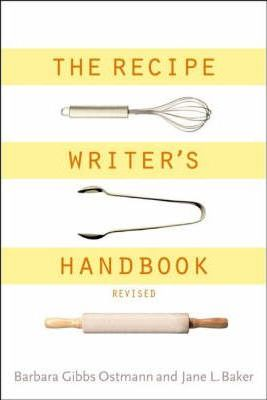 The Recipe Writer's Handbook