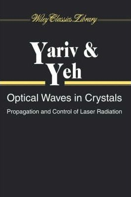 Optical Waves in Crystals