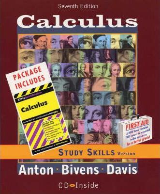 Calculus Late Transcendentals Study Skills Version Set