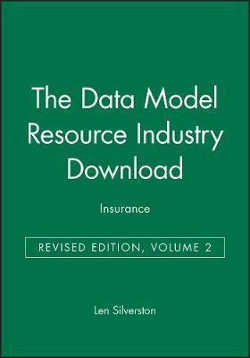 The Data Model Resource Industry Download, Revised Edition, Volume 2