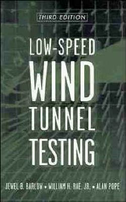 Low Speed Wind Tunnel Testing
