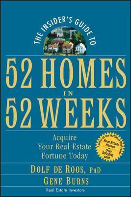 The Insider's Guide to 52 Homes in 52 Weeks