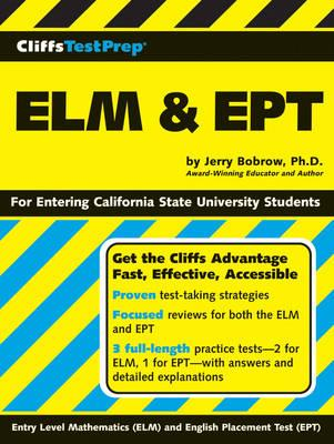CliffsTestPrep ELM and EPT