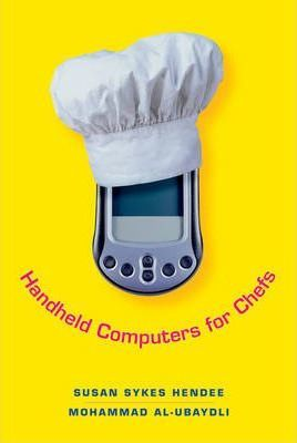 Handheld Computers for Chefs