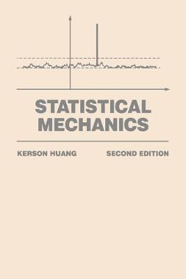 introduction to statistical physics kerson huang pdf
