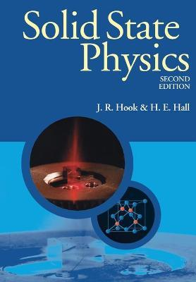 Solid state physics john r hook 9780471928058 fandeluxe Images