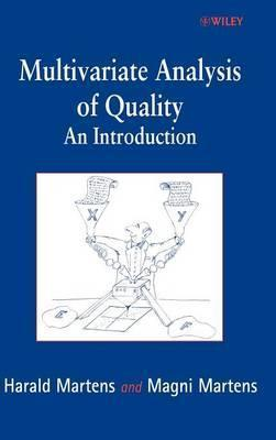 Multivariate Analysis of Quality  An Introduction