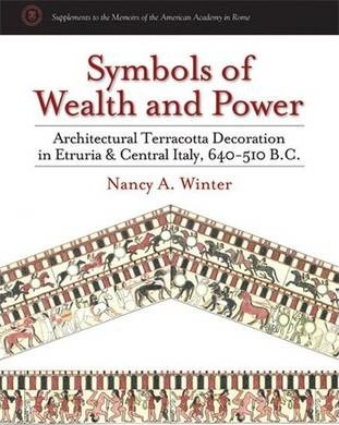 Symbols Of Wealth And Power Nancy A Winter 9780472116652