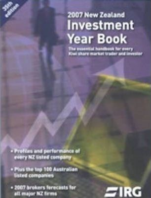 2007 New Zealand Investment Yearbook
