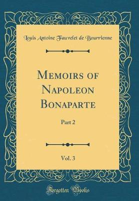 bourrienne memoirs of napoleon