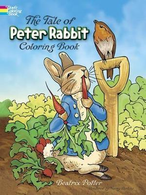 The Tale of Peter Rabbit Colouring Book : Beatrix Potter : 9780486217116