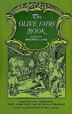 The Olive Fairy Book Cover Image
