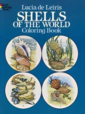 Shells of the World Colouring Book