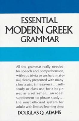 Essential Modern Greek Grammar
