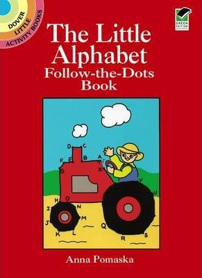 The Little Alphabet Follow-the-dots Book