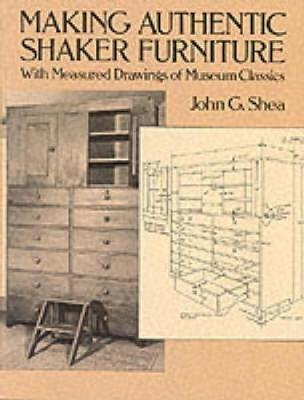 Making Authentic Shaker Furniture