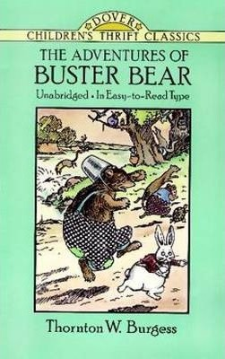 The Adventures of Buster Bear Cover Image