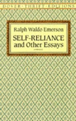 essay about self reliance Understanding self-reliance: find information on the essay self-reliance by ralph waldo emerson, and links to understanding the underlying concepts of.
