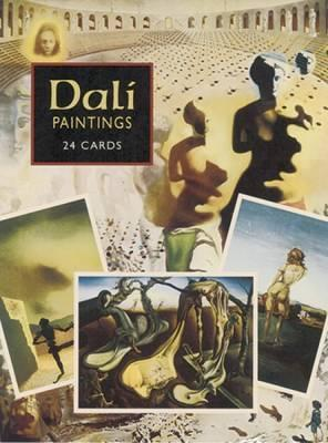 Dali Postcards : 24 Paintings from the Salvador Dali Museum