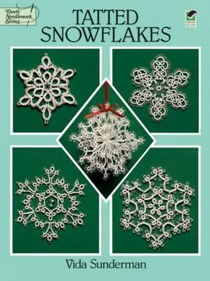Tatted Snowflakes
