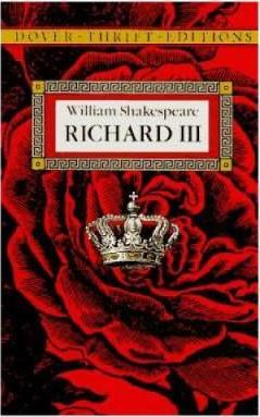 King Richard III Cover Image