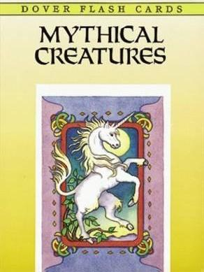 Mythical Creatures Flash Cards
